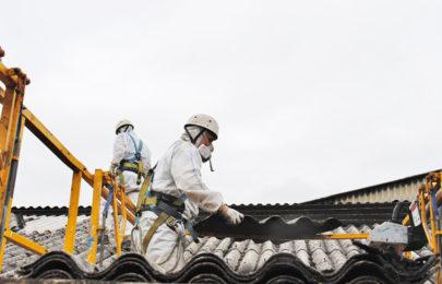 Asbestsanierungen und -entsorgung