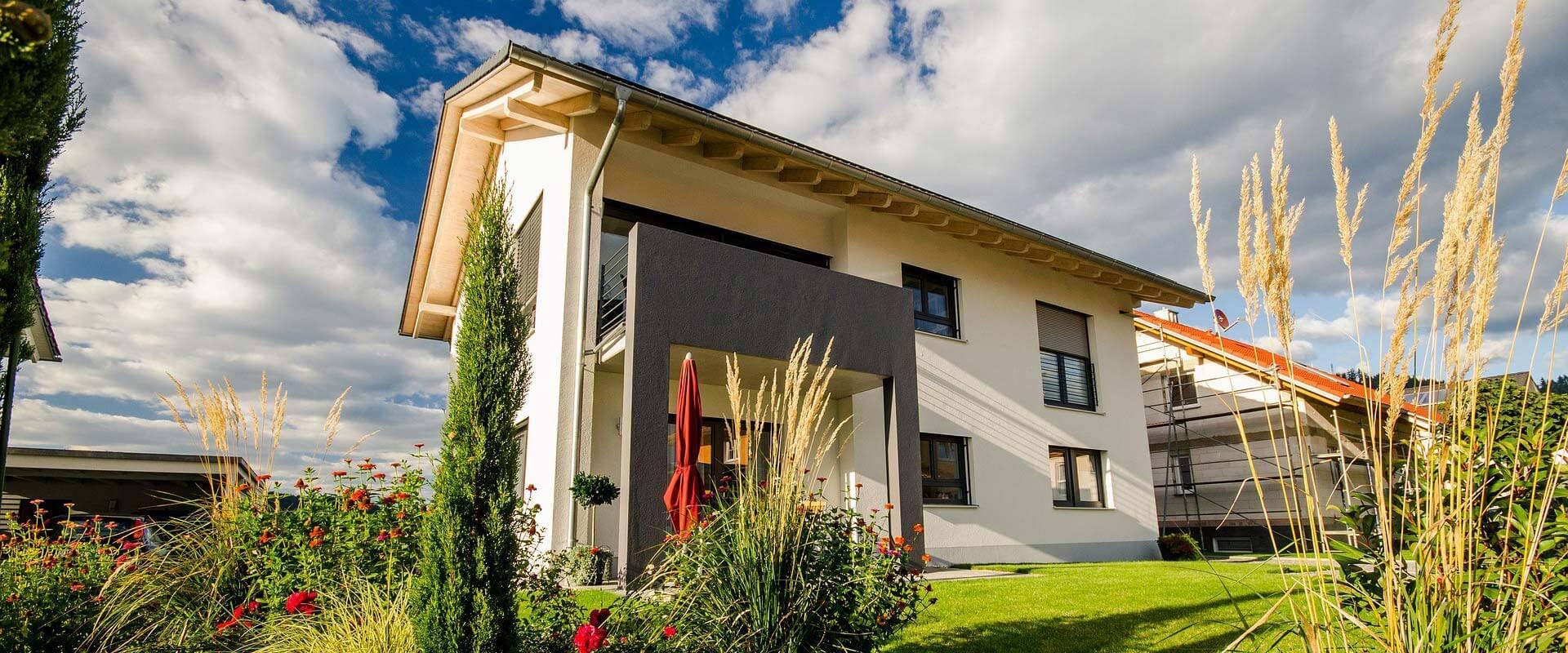 Haus bauen mit Kirchberger